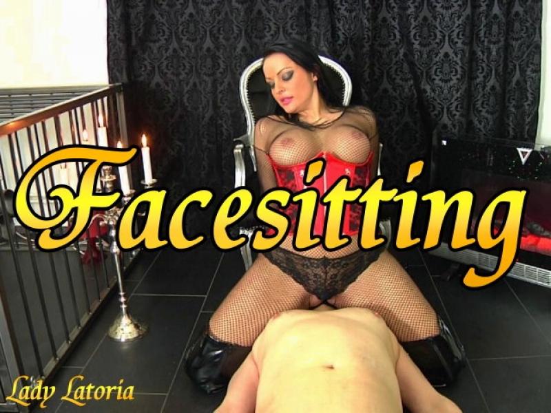 Facesitting&Po lecken&spitting