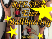 RIESEN Eier Ballbusting